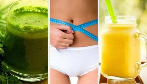4 ingredienser som kan hjelpe deg med å slanke magen