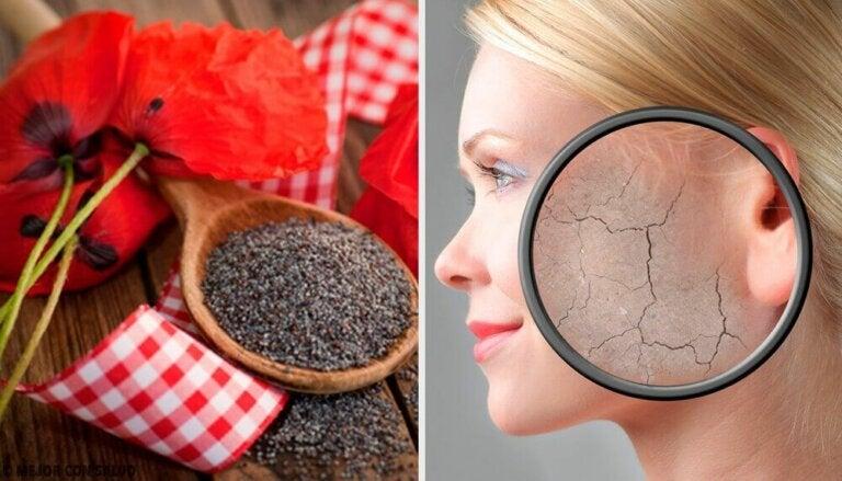 7 deilige kroppsskrubber for tørr hud