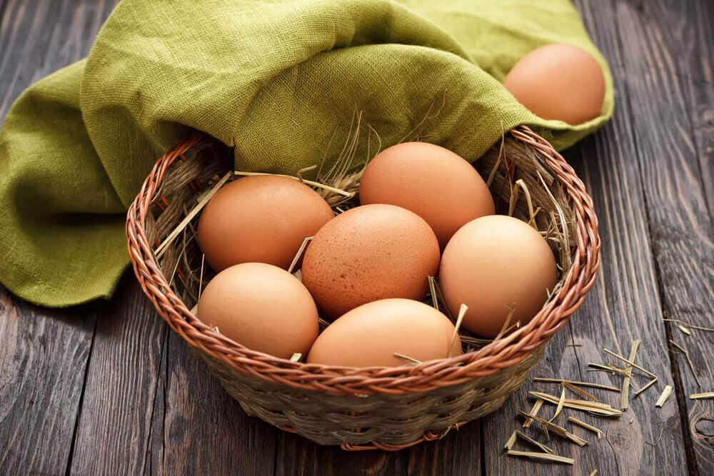 Eggekurv