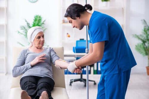 Karsinoid syndrom: årsaker, symptomer og behandling