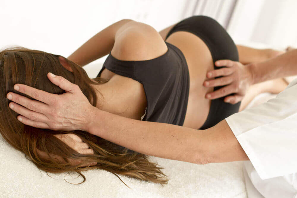 Eksponering for kulde kan være årsak til ryggsmerter