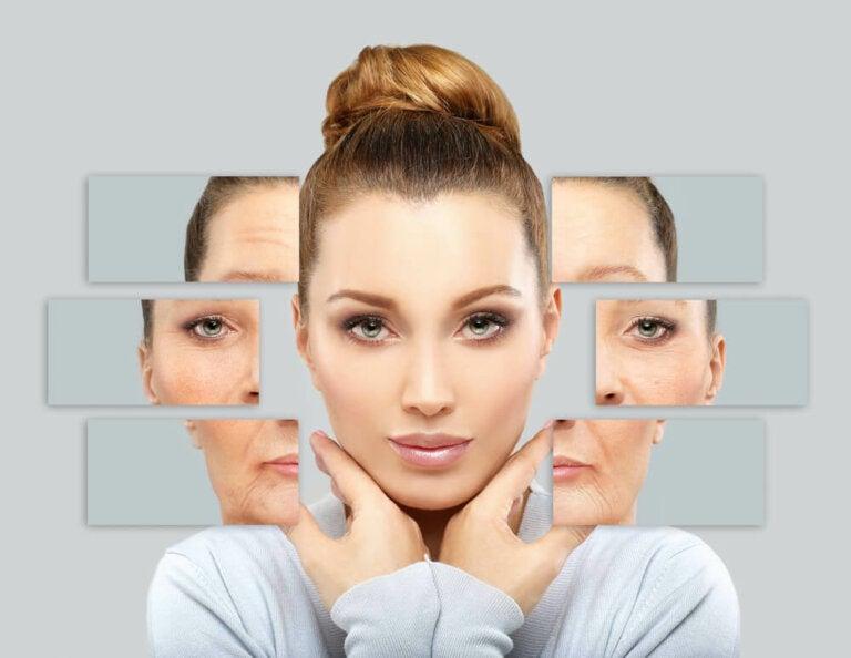 Prøv disse behandlingene for å glatte ut huden din raskt