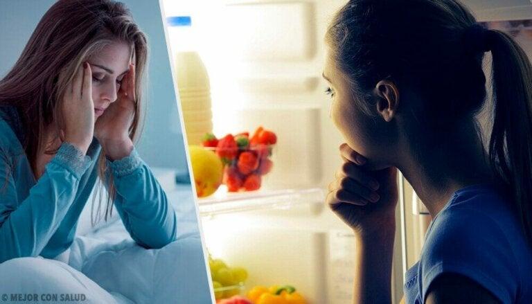 Hvorfor ender du opp med å overspise om kvelden?