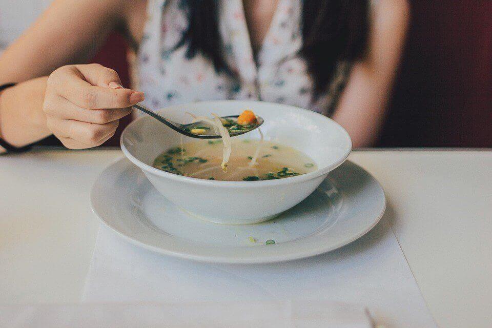 Spis sunn suppe