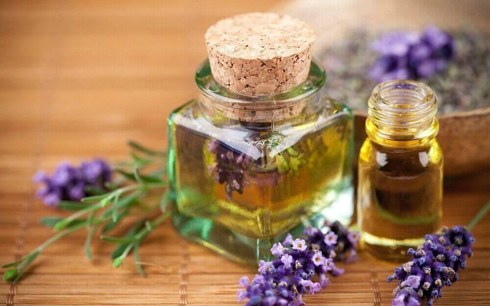 lavendelolje er en av flere afrodisiaka-oljer