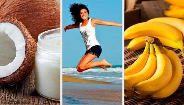 8 matvarer som gir kroppen din fornyet energi