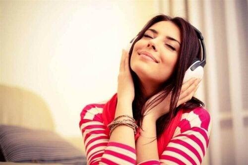 Musikk for å sove mye bedre.