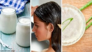 7 naturlige behandlinger for hårproblemer