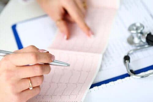 Symptomer på grenblokk og behandlinger