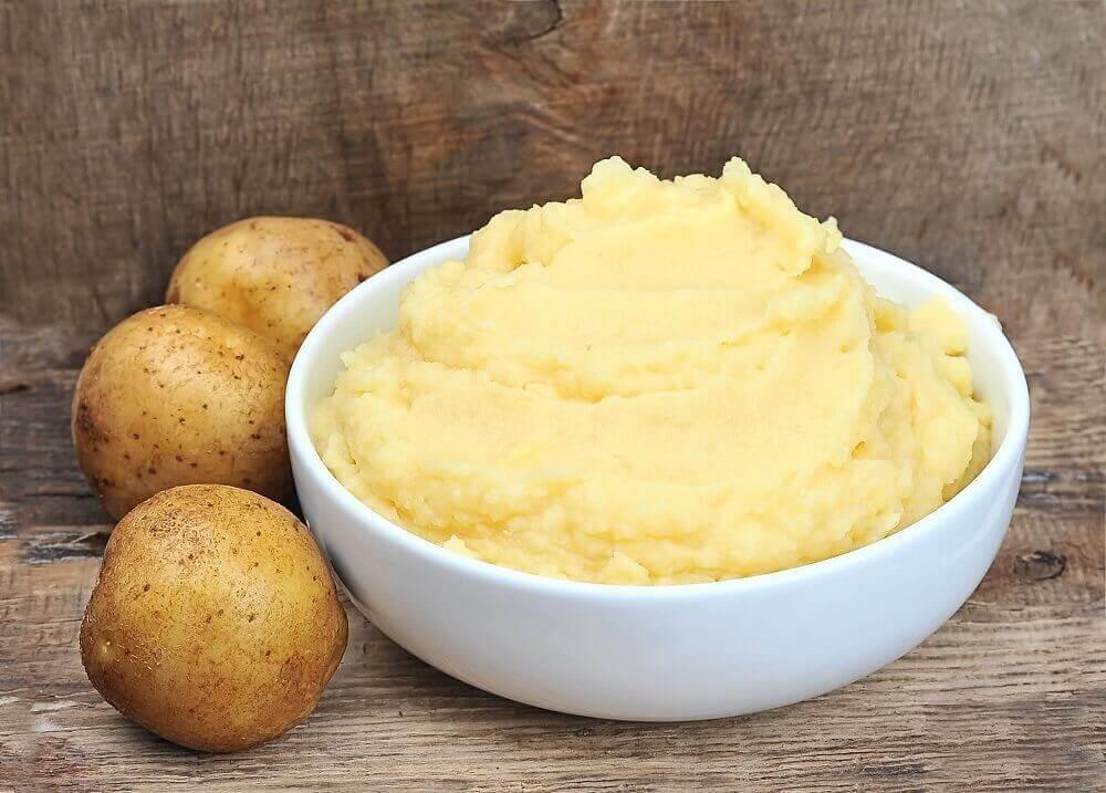 Poteter, melk og honning