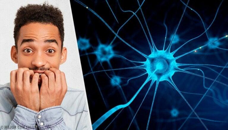 Prøv disse fem supre triksene for å roe nervene dine