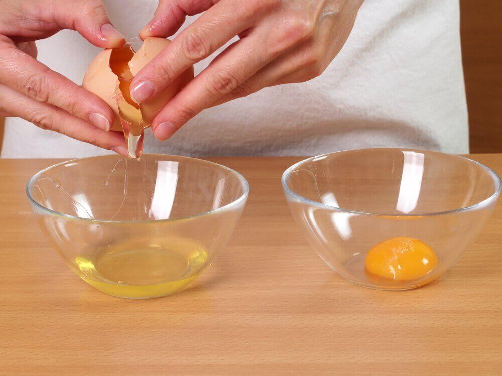 Gammelt egg