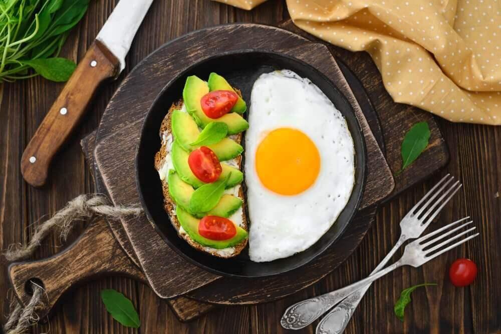 egg og Næringsverdi
