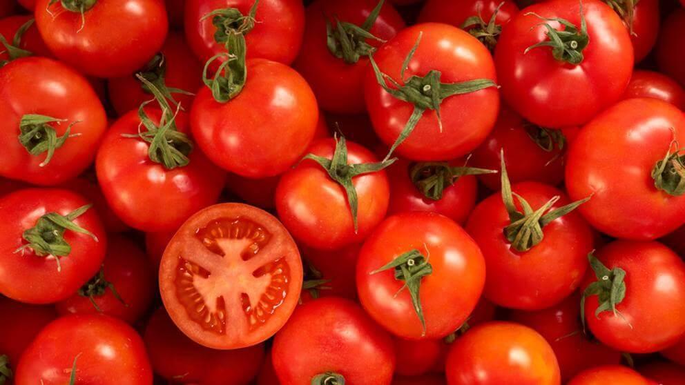 Glyserin, tomatjuice og sitron
