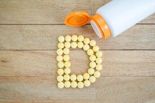 Unngå kalsiummangel med vitamin.