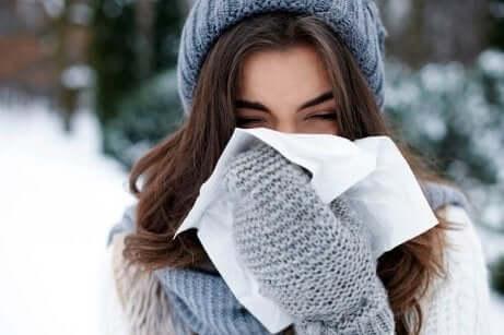 Hold deg varm