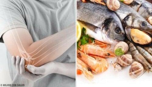 Kan det å spise fisk redusere smerten fra revmatoid artritt?