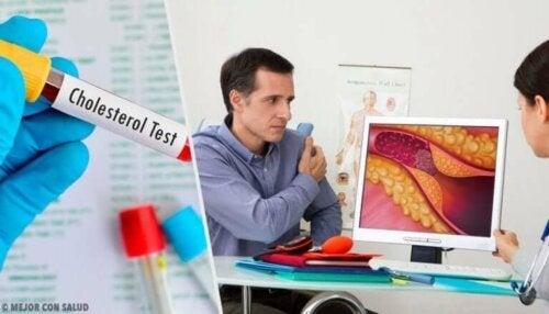 Når bør du begynne å bekymre deg for optimale kolesterolnivåer?