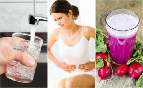 Naturlige behandlinger for urinveisinfeksjoner