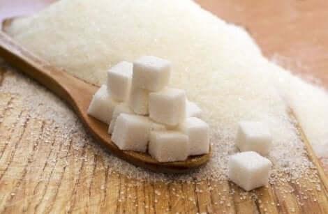 Noen sukkerbiter.