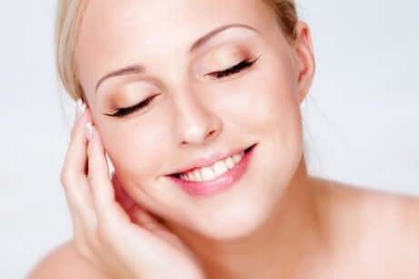 Tranebær er utmerket for huden din