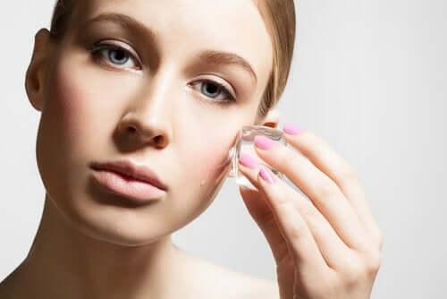 Reduser smerte fra hårfjerning
