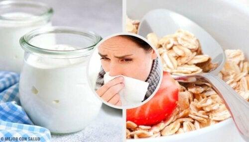 7 naturlige måter å styrke immunforsvaret ditt på