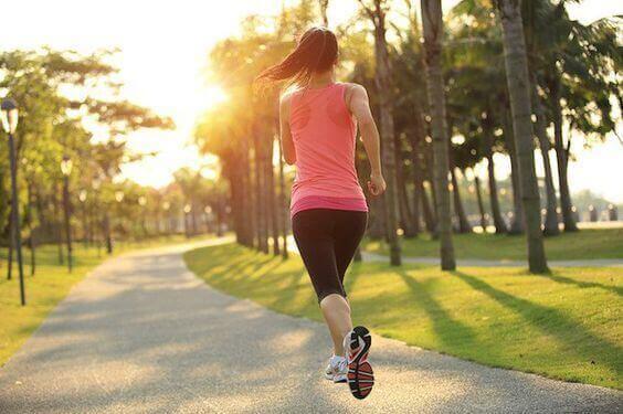 Fysisk aktivitet for å forbedre din metabolske alder