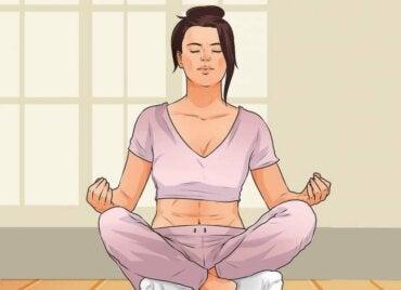 Bekjemp depresjon med yoga