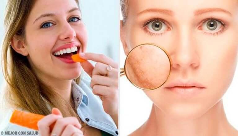 9 matvarer for å ta vare på huden din