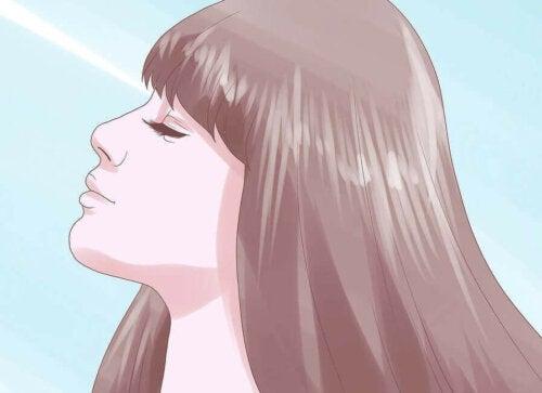 Måter å få vakkert hår på.