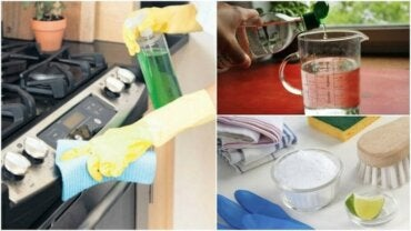 Hvordan avfette komfyren med 5 miljøvennlige løsninger