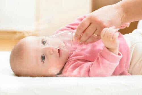 Alt om bronkiolitt: årsaker, symptomer og behandling