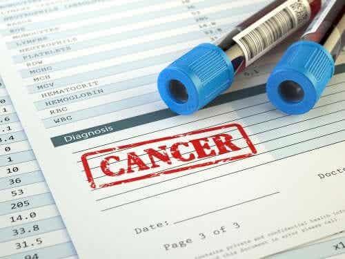 En kreftdiagnose