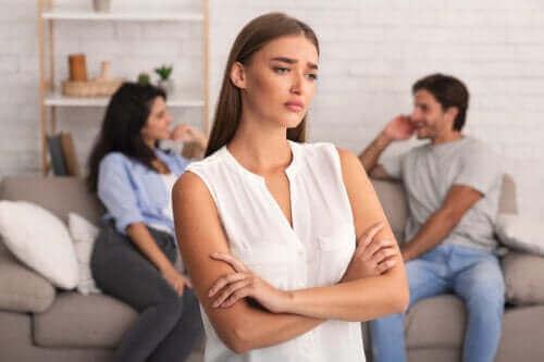 Rebecca-syndrom: Sjalu på en eks