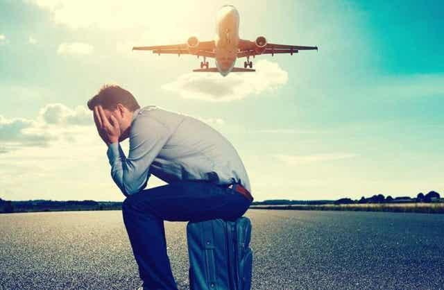Frykt for å reise