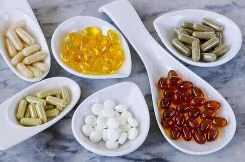 Kosttilskudd for leddproblemer