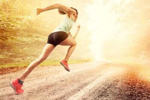 Forskjellige sprintøvelser for å forbedre hastigheten din