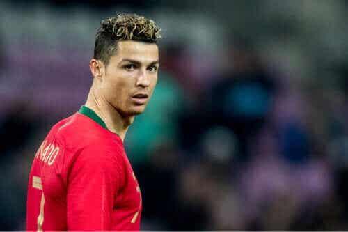 Skadene Cristiano Ronaldo har hatt