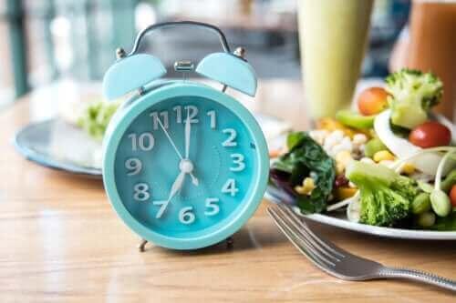 Den beste tiden på dagen å spise, ifølge vitenskapen