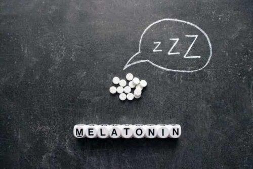 Melatonin for å håndtere fedme.