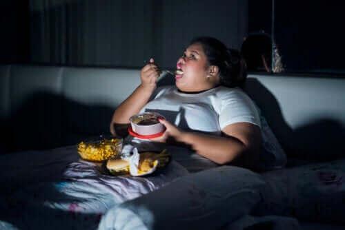 Melatonins rolle i å håndtere fedme