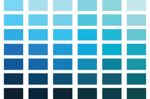 Hva betyr fargen blå i psykologi?