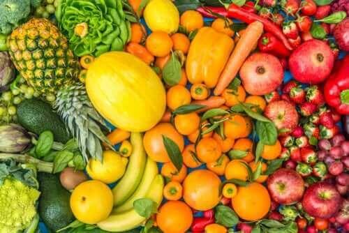 Spis fem frukter og grønnsaker om dagen og lev lenger