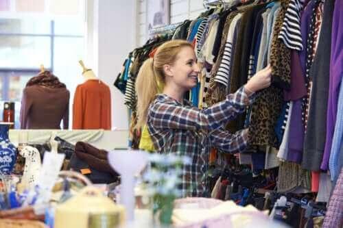 6 tips for kjøp av brukte klær