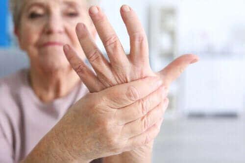 Kjennetegn på akutt infeksiøs artritt
