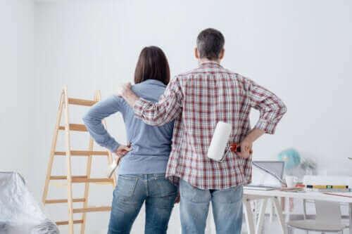 7 vanlige feil du bør unngå når du pusser opp hjemmet