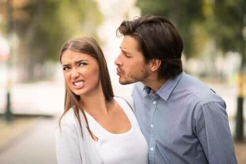 Er det mulig å overvinne en kyssefobi?