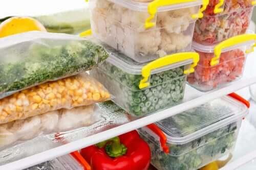 Ting du bør tenke over under frysing og tining av mat