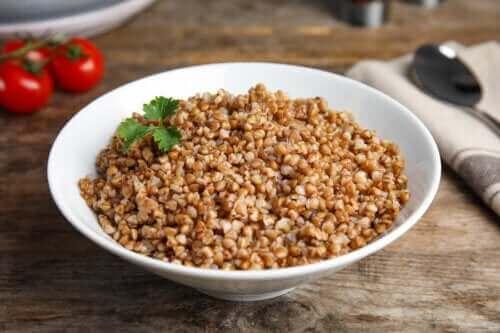 Hva er pseudokorn og hva er fordelene?